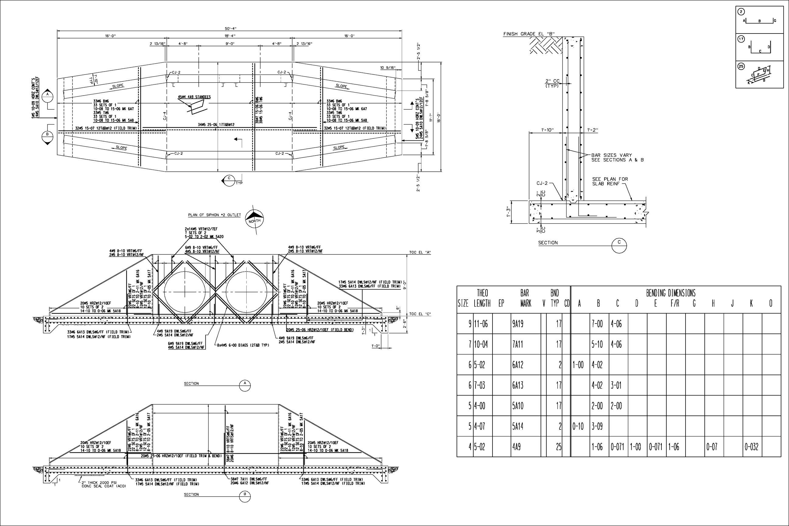 Portfolio | CPI, INC  | Steel Detailing Services